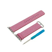PRS WH-01 Watchband For i Watch 2 38MM (Pink)