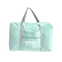 Romix Travel Collapsible Handbag (Light Blue)