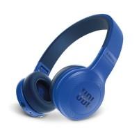 JBL E45BT Headphones (Blue)
