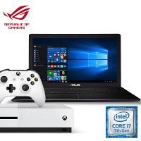 [Xbox Bundle] Asus X550VX-DM484T Vivobook (Intel i7, 8GB RAM, 1TB HDD + 128 SSD, GTX950(4GB) + Xbox One S (Pro Pack)