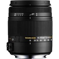 Sigma 18-250mm F3.5-6.3 DC Macro OS HSM (Nikon F Mount)
