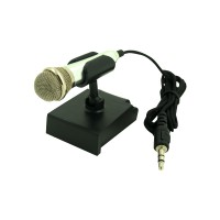 PLG Mini Microphone (Silver)