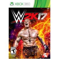 Xbox 360 WWE 2K17 (NC-16)