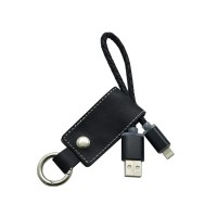 PRS RH523 8pin Charging Cable 20cm (Black)