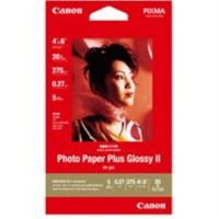 Canon PP-201 4R Photo Paper Plus Glossy II (20 Sheets)