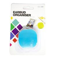 PRS CC-588 Earbud Organizer (Blue)