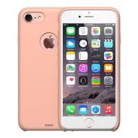 Redmonster iPhone 7/8 Liquid Silicon Case (RMLS-IP7/8-LSP) (Soft Peach)