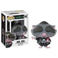 Funko POP Disney: Zootopia (#188 Mr. Big)