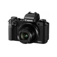 Canon PowerShot G5X (Black)