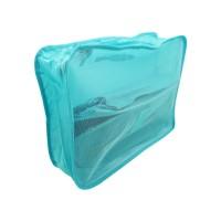 PRS Travel Storage Box 6pcs Per Set (Blue)