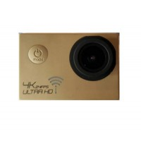 POSH W11 WiFi Action Camera (Gold)