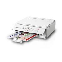 Canon TS5070 AIO Inkjet Printer (White)