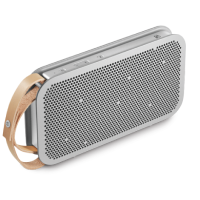 B&O BeoPlay A2 Bluetooth Speaker (Natural Silver)
