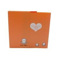 PRS SD-6155-A Photo Album (Orange)
