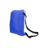 PRS Portable Outdoor Air Mattress (Blue)
