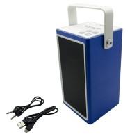 PRS BT99L LED Wireless Speaker (Blue)