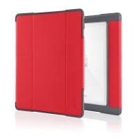 STM [9.7 inch] Dux Plus iPad Pro AP Case (Red)