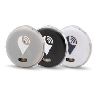 TrackR Pixel 3 Pack Bundle (Black/White/Silver)