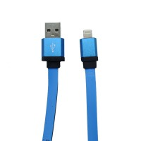 PLG LC-32 8Pin Charging Cable 1m (Blue)
