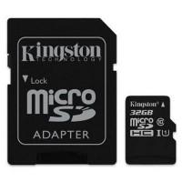 Kingston microSDHC 32GB Class 10 (SDC10G2/32GBFR)