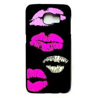 PLG Samsung S6 C25 Hot Lips Case (Black)