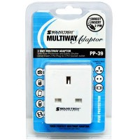 SoundTeoh 3 Way Multiway Adaptor (PP-39)
