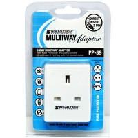 SoundTeoh 3 Way Multiway Adaptor (PP-39)