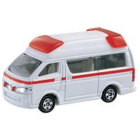 Tomica Medic Ambulance Toyota High