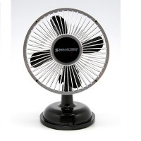 SoundTeoh  USB Fan [CS-53BL] (Black)