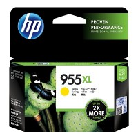 HP 955XL High Yield Yellow Original Ink Cartridge (L0S69AA)
