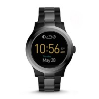 Fossil Q FTW2117 Founder Two-Tone Stainless Steel Smart Watch
