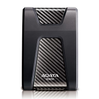 ADATA HD650 2TB Silicon HDD (Black)