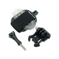 PLG GP8008 Mobile Phone Clip For GoPro (Black)