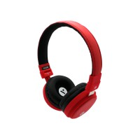 VALORE Music Headset with Mic (HS0005) (Red)