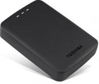 Toshiba Canvio Aerocast Portable Hard Drive 1TB (Black)