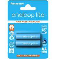 Panasonic Eneloop Lite AA 2pcs 950mAh Battery