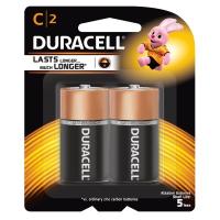 Duracell DRLK_LE 2S CB AL C Alkaline Battery