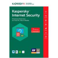 Kaspersky Internet Security 2017 3 Device 1 Year