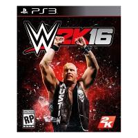 Sony PS3 WWE 2K16