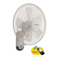 PowerPac PPWF40 16-inch Electric Wall Fan with Oscillation