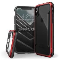 X-Doria iPhone X Defense Shield Case (Red)