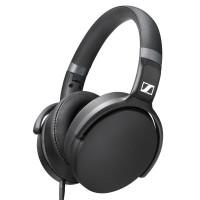 Sennheiser HD4.30i Headphones + Mic (Black)