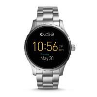 Fossil Q Marshal Smart Watch (Silver Stainless Steel)