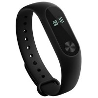 XiaoMi MiBand 2 HR Fitness Tracker (Black)