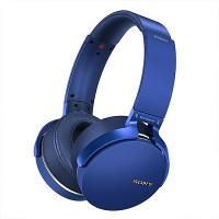 Sony MDR-XB950B1 Bluetooth Headphones (Blue)