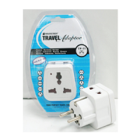 SoundTeoh TP11 Travel Adaptor