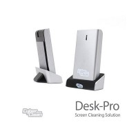 CyberClean Desk-Pro with H&O Zipbag