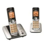 Vtech MobileConnect 2in1 Cordless 2 Handset (CS6519-2A) (Silver)