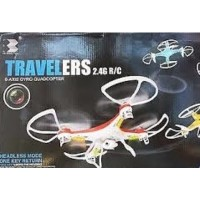 Travelers Mini Drone (XX6)