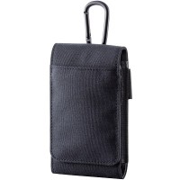 Elecom Carrying pouch for smartphone (P-02CP2BK) casual · 2 air chambers type